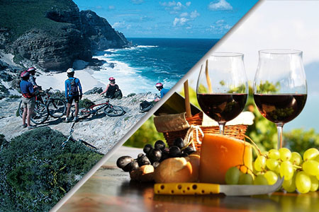 Cape Point & Wineland