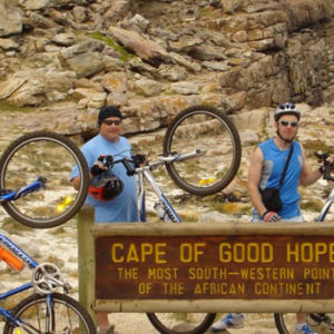 Cape point and wineland tour