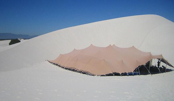 Teambuilding Tent