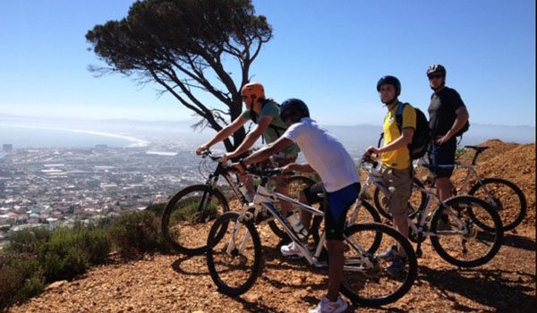 Table Mountain Bike Tour