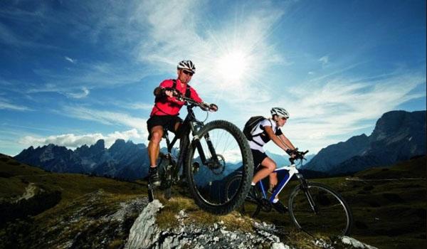 Tokai Mountain Bike tour