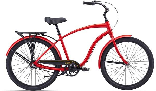 Cruider bicycle