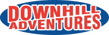 downhill adventures logo
